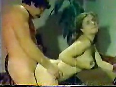 Vintage Brunette Couple Kissing Oriental Shaved Vaginal Sex Vintage