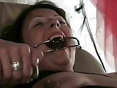 BDSM Bondage crying dungeon extreme