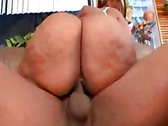 Big Ass Doggy Style Ebony