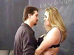 Big Tits Classroom Pussy Licking