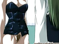 Cartoons Futanari cartoon dickgirl fucks student toon tranny transexual