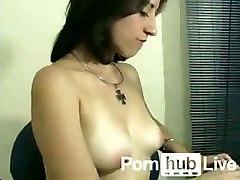 Paolita From Pornhublive Enjoys Her Sexy Body