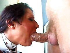 Blowjob Cumshot Creampie Big Cock Black-haired Blowjob Caucasian Couple Cream Pie Cum Shot Deepthroat Gagging Glamour Oral Sex