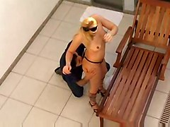 brazilian slut analwhore arrombada blonde butt analfuck brasileira