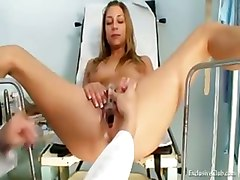 pussy vagina pussy speculum fetish doctor clinic kinky