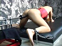 Big Tits Fetish Masturbation Blonde Lingerie Big Tits Blonde Bondage Caucasian Fetish Lingerie Masturbation Shaved Solo Girl Toys Vaginal Masturbation