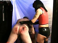 dominatrix mistress latex slave pain bondage tied kick femdom horny fetish ass tits fuck