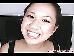 Asian Blowjobs Deep Throat allure blowjob carmina cum cumshot eat oral sex swallow