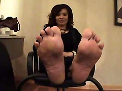 Amateur Foot Fetish Latin