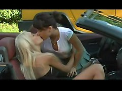 lesbian outdoor fingering pussylicking car sextoys