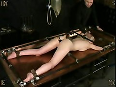 enema punishment table