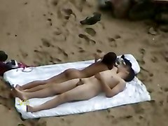 Beach Upskirts Voyeur
