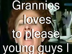 Grannies Matures Old+Young