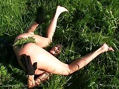 Amateur BDSM Public Nudity