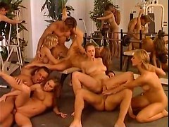 Orgy Group Gangbang Double Penetration Triple European HardcoreGroup Sex DP