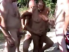 Gangbang Matures Public Nudity