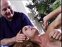 MILF Brunette Caucasian Couple Cum Shot Licking Vagina MILF Oral Sex Vaginal Sex