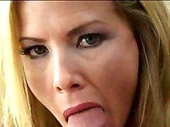 Blowjob Cumshot Blonde Lingerie POV Blonde Blowjob Caucasian Couple Cum Shot Lingerie Oral Sex POV