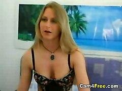 Amateur Blonde Lingerie Amateur Blonde Caucasian Lingerie Shaved Solo Girl Webcam