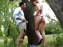 Bikini Hardcore Outdoor