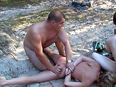 Amateur Public Nudity Russian