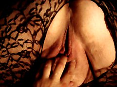 Fingering Squirting Stockings