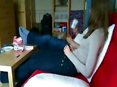 drunk young roommate blonde blowjob oral collegegirl amateurs