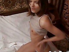 Amateur Small Tits Teen fukalot hotel ivana room skinny thin