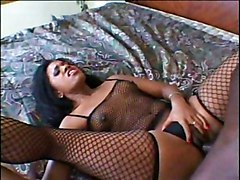 Anal Ebony Lingerie Anal Sex Black-haired Blowjob Couple Cum Shot Ebony High Heels Licking Vagina Lingerie Oral Sex Shaved Small Tits Vaginal Sex 