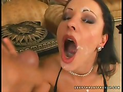 Blowjobs Close ups Cumshots