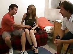 Bedroom Hardcore Teen