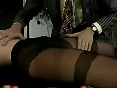 Sex In Pantyhose  German  Part1 3