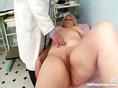 gyno speculum gyno clinic pussy exam mature old