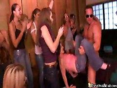 Stripper Entertaining The Girls