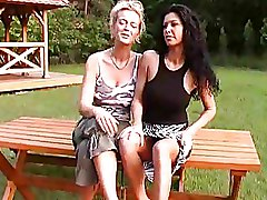 Lesbian Outdoor