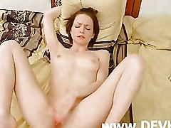 Fingering Masturbation Panties