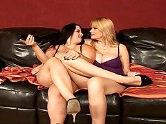 Lesbians MILFs Sex Toys