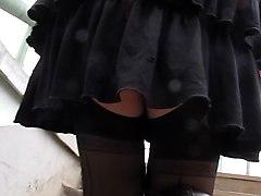 Stockings Upskirts