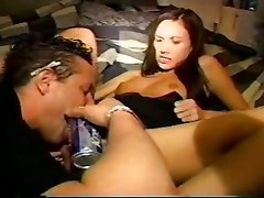 Taylor Rain Fucked At A Drunken Frat House Party