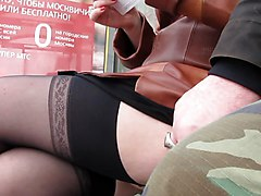 Stockings Upskirts