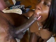 Black and Ebony Cumshots Hardcore