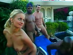 Anal Blondes Interracial