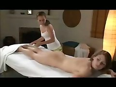 just good horny lesbian massage