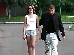 Teens Blowjob Brunette Caucasian Couple Cum Shot Oral Sex Shaved Teen Vaginal Sex