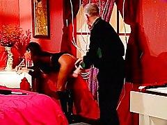 Big Tits Anal Anal Masturbation Big Tits Black-haired Caucasian Couple Fetish Masturbation Spanking Summer Cummings