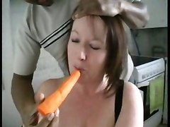 amateur milf threesome interracial double penetration