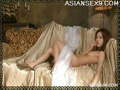 dildo slut asian with playing naughty her mei enjoys haruka