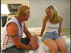 Kitty Marie Bed Blonde Young Teen Cute Pussylicking Piercing White Teens 18  Petite Ass Blonde