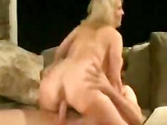 Very Happy Milf Loving Huge Cock