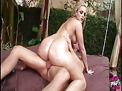 Babes Creampie Oiled